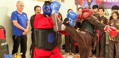 Vị võ sư lừng lẫy một thời của môn phái Kim Sang Quyền rơi nước mắt vì nghề võ