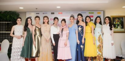 Lần đầu tiên có đến 3 Hoa hậu cùng làm giám khảo cuộc thi HHVN2018