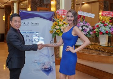 Siêu mẫu Võ Hoàng Yến đảm nhận vai trò 'Đại sứ Phòng chống ung thư'