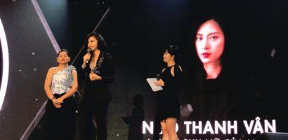 Ngô Thanh Vân được vinh danh 'Người phụ nữ của năm'