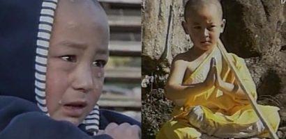 Thích Tiểu Long: Nước mắt từ 2 tuổi vì sự hà khắc của Thiếu Lâm Tự