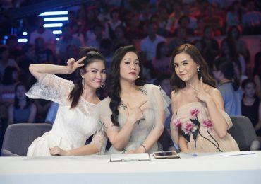 Nhật Kim Anh 'rủ rê' Sam và Kha Ly chơi gameshow 'Người bí ẩn'