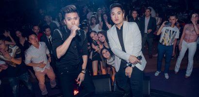 Châu Khải Phong và Khang Việt hát 'sung hết cỡ' với khán giả Mỹ