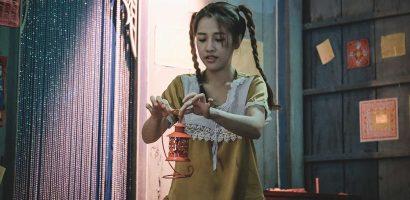 Khả Như làm pháp sư, Puka 'hồn nhập xác' trong phim của Huỳnh Lập