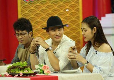 Hà Trí Quang 'bắt tay' Diệp Bảo Ngọc giành chiến thắng tại 'Thiên đường ẩm thực'