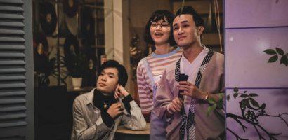 Huỳnh Lập đưa thông điệp về cộng đồng LGBT vào 'Ai chết giơ tay'