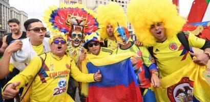 Không khí rộn ràng trước thềm World Cup trên đường phố Nga