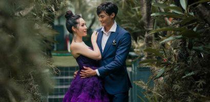 Hoa hậu Hạnh Lê khoe sắc trẻ trung bên cạnh 'Mister International 2018'