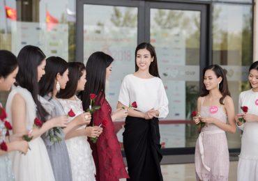 Hoa hậu Việt Nam 2018: 19 thí sinh lọt vào vòng chung kết bắt tay thực hiện dự án nhân ái