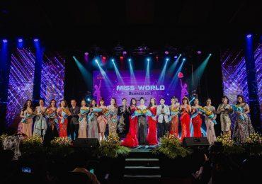 Công bố top 12 thí sinh xuất sắc nhất 'Hoa hậu Thế giới Doanh nhân 2018'