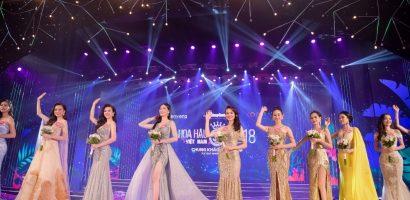 19 cô gái phía Nam vào chung kết 'Hoa hậu Việt Nam 2018'
