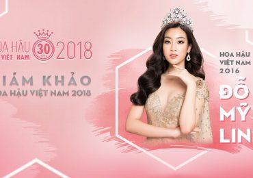 Đỗ Mỹ Linh chính thức làm giám khảo 'Hoa hậu Việt Nam 2018'