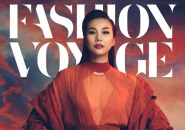 Siêu mẫu Thanh Hằng chính thức trở thành biểu tượng thời trang của Fashion Voyage