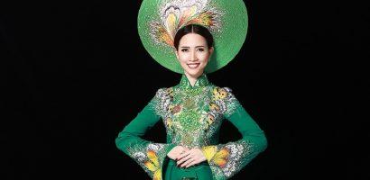 Cục NTBD cấp phép cho Phan Thị Mơ dự thi 'Hoa hậu Đại sứ Du lịch Thế giới 2018'