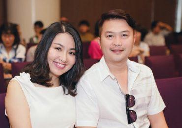 Diễn viên Lê Khánh mang thai con trai đầu lòng ở tháng thứ 5
