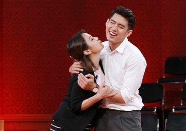Ca sĩ Thái Trinh khóc khi Quang Đăng hứa thay đổi tính cách