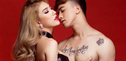 Hoàng Y Nhung thừa nhận từng quay video sex với Tiến Vũ nhưng đã xóa