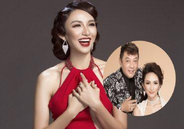Hoa hậu Ngọc Diễm tiết lộ mối thân tình 10 năm với người đàn ông đặc biệt
