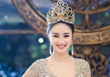 Thu Ngân vắng mặt trong buổi công bố Hoa hậu Bản sắc Việt toàn cầu 2018