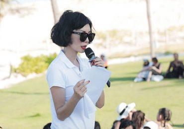 Siêu mẫu Xuân Lan chi hơn 2 tỷ đưa 200 mẫu nhí đến với show diễn thời trang