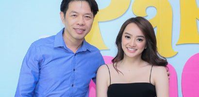 Thái Hoà và Kaity Nguyễn làm cha con 'đổi xác' trong phim mới
