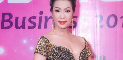 Á hậu Trịnh Kim Chi quyến rũ giữa dàn mỹ nhân tại sự kiện mới