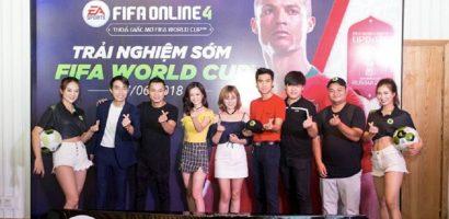 Sự kiện trải nghiệm sớm FIFA Online 4 bản chính thức tại Tp. Hồ Chí Minh