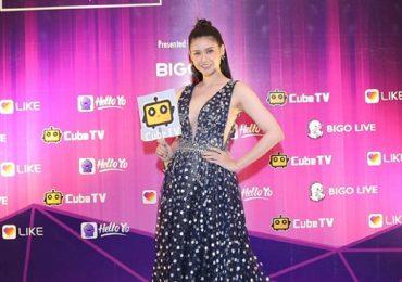 Xuất hiện lẻ bóng, Trương Quỳnh Anh vẫn đẹp rạng rỡ tại sự kiện