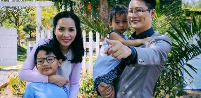 Ca sĩ Hoàng Bách: 'Đàn ông muốn sống lâu thì phải sợ vợ'