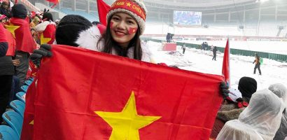 Á hậu Thanh Tú sang Nga, cổ vũ trận chung kết World Cup 2018
