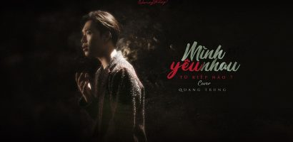 Diễn viên Quang Trung ra mắt MV cover được fans khen nức nở