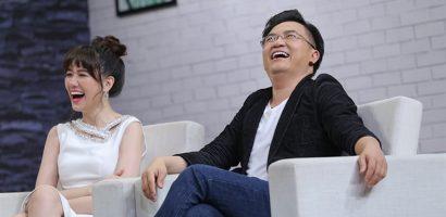 Hari Won và Đại Nghĩa làm MC chương trình 'Khi chàng vào bếp'