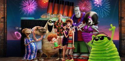 'Khách sạn huyền bí 3': Gia đình quái vật gia tăng về số lượng và chất lượng qua các phần
