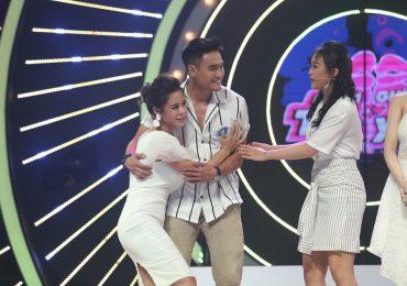 Làm MC show hẹn hò, Nam Thư vẫn liên tục 'thả thính' trai đẹp kém 10 tuổi