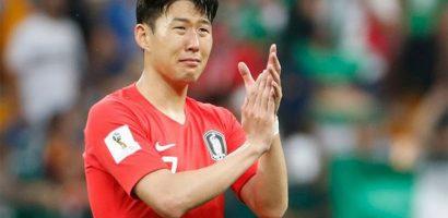 Hàn Quốc tạo cơ hội cho Son Heung-min được miễn nghĩa vụ quân sự