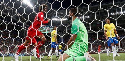 Liverpool mua thủ môn số một của Brazil với giá kỷ lục thế giới