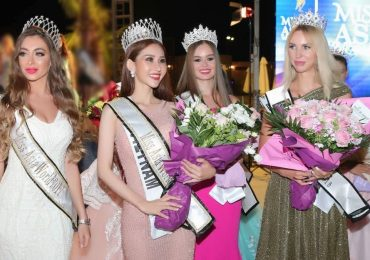 Người đẹp Chi Nguyễn giúp Việt Nam lần đầu có 'Hoa hậu Châu Á Thế giới'
