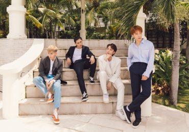 Nhóm Monstar ra mắt MV mùa Hè do 4 đạo diễn Hàn Quốc thực hiện