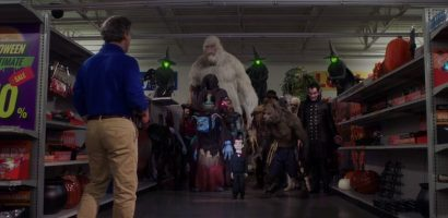 Binh đoàn ma quỷ kinh hoàng sẽ trở lại trong đêm Halloween với 'Goosebumps 2'