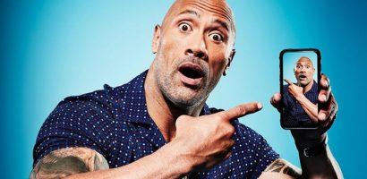 The Rock là diễn viên kiếm tiền nhiều nhất lịch sử thống kê của Forbes