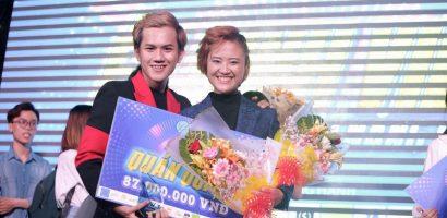 'Học trò' của HLV Hoàng Vũ lên ngôi Quán quân Én Sinh Viên 2018