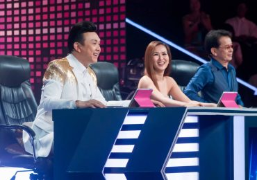 Người hát tình ca: Võ Hạ Trâm 'chống lại' Chí Tài để bảo vệ giọng hát thí sinh