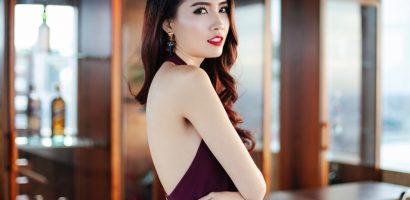 Phan Thị Mơ giảm 5kg để chuẩn bị thi 'Hoa hậu Đại sứ Du lịch Thế giới 2018'