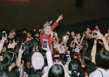 Dàn sao 'Lớp học vui nhộn' tái hợp, đại náo fan meeting cùng Thanh Duy Idol