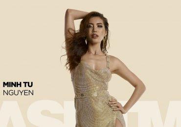 Minh Tú bất ngờ trở lại Asia's Next Top Model 2018