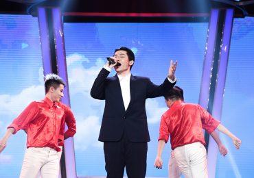 Đỗ Phú Quí làm phiên bản trẻ của NSƯT Tạ Minh Tâm tại 'Gương mặt thân quen 2018'