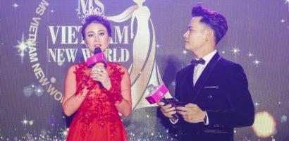 Cuộc thi Ms. Vietnam New World 2018 khởi động, tìm kiếm các thí sinh tài sắc vẹn toàn