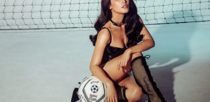 VJ Emmy Nguyễn tái xuất với bộ ảnh đầy khoẻ khoắn, quyến rũ