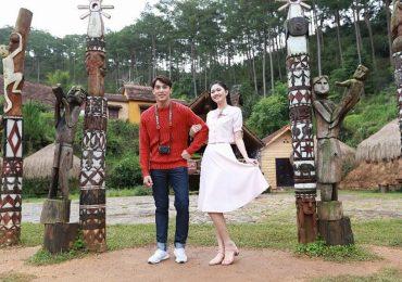 Thuận Nguyễn và Á hậu Thanh Tú bí mật hẹn hò tại Đà Lạt