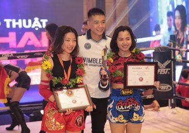 Đêm tranh tài võ thuật 'Muay Thai Fight Night' Hà Nội để lại ấn tượng mạnh mẽ cho người hâm mộ